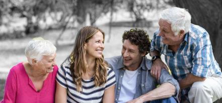 Implantate sind heutzutage für jede Altergruppe die komfortabelste Form des Zahnersatzes