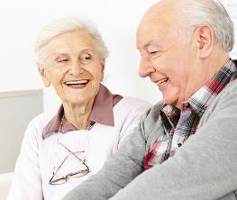Auch in höherem Alter können Implantate gesetzt werden